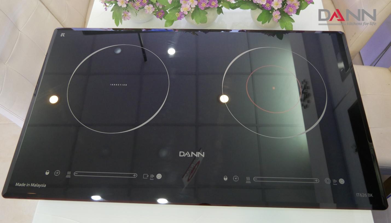 Sự thật về bếp điện từ Dann IT626 BK nhập khẩu nguyên chiếc từ Malaysia - ảnh 1