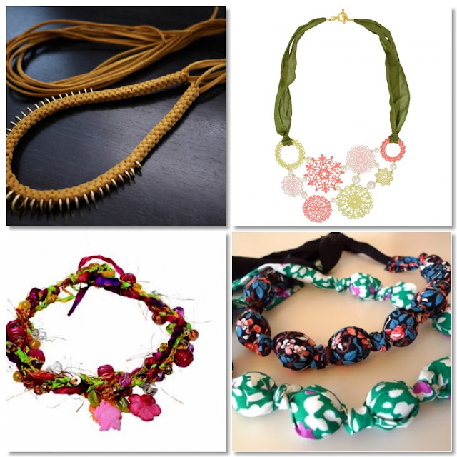 No Bead Jewelry Projects