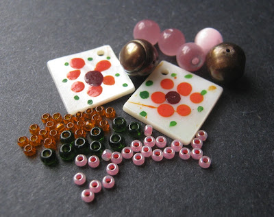 English Garden Bead Palette