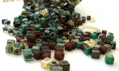Georgia Earth Tone Bead Mix from The Bead Stylist