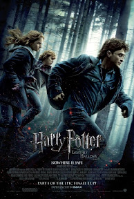 Harry Potter and the Deathly Hallows Part One Poster