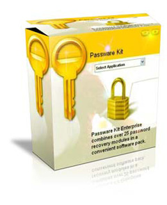 Passware Windows Key Enterprise Edition 10.3.2585 Bootable CD Retail