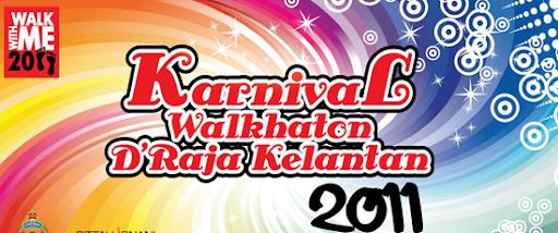 Karnival Walkathon D'Raja Kelantan 2011 - Walk With Me (MV)