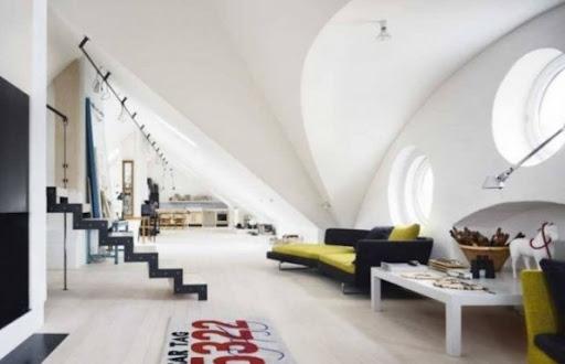 Unusual loft