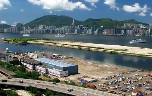 Hong Kong, seaport