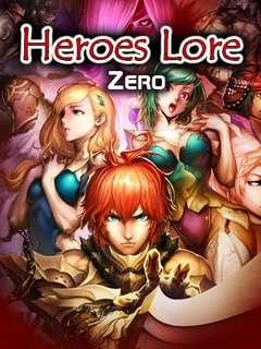 Baixar Heroes Lore: Zero ( parcialmente em português)