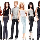 Modelo barbie
