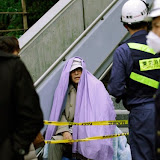 superviviente del terremoto de Japón 2011