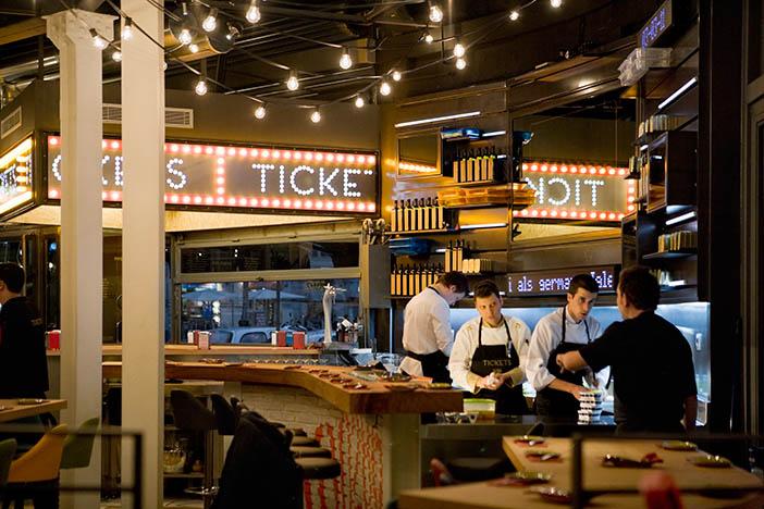 Revisión Interior: Restaurante Tickets