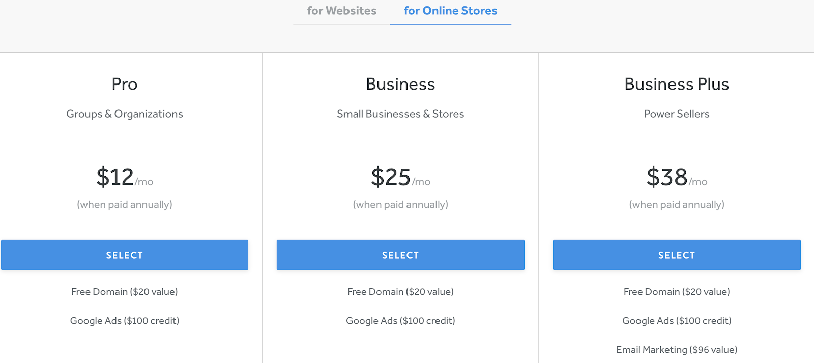 Best Website Builders for Small Business 8