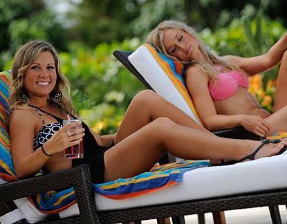Sara brown bikini big break