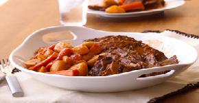 Como preparar asado a la olla