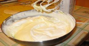Como preparar rica crema chantilly