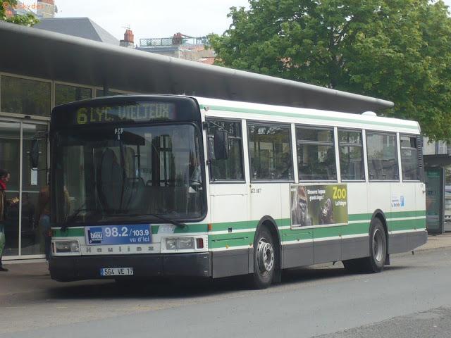 """[La Rochelle] Mise en service du BHNS """"Illico"""" P1020003"""