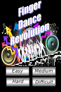 Finger Dance Revolution, Game Musik Android .apk
