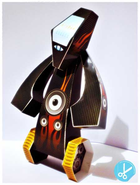 LeGeg Paper Toy Beat Bass