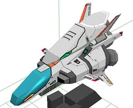 R90 Ragnarok Papercraft