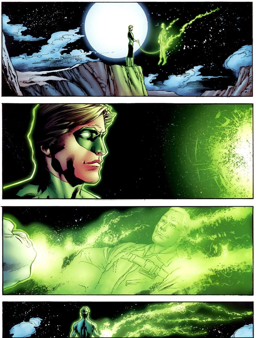 Green Lantern - Loss