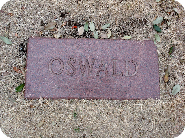 Lee Harvey Oswald gravesite Fort Worth