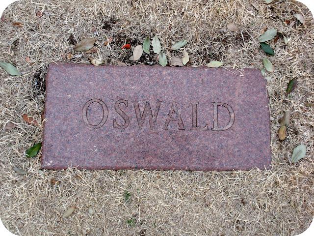 Lee Harvey Oswald gravesite Fort Worth