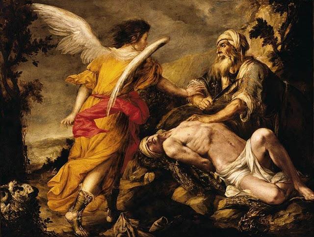 Juan de Valdes Leal: Žrtvovanje Izaka