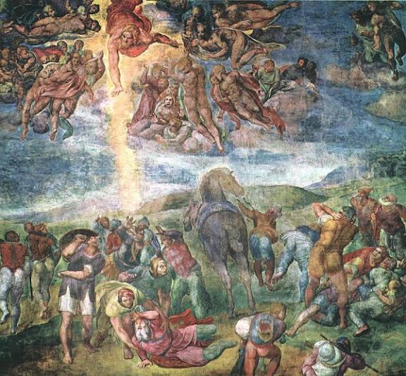 Michaelangelo: Obraćenje sv. Pavla