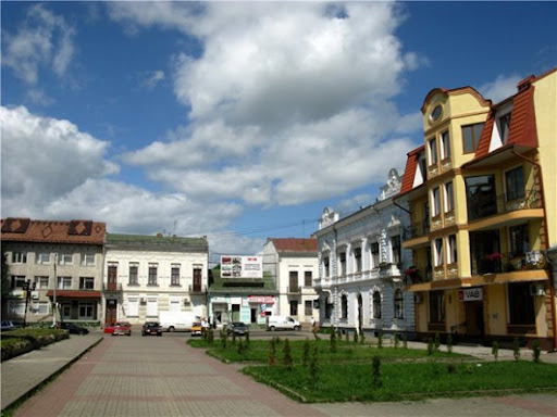 Main Square Kolomyya