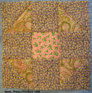 Fifty-Two Weeks of Quilt Pattern Blocks, Week 23