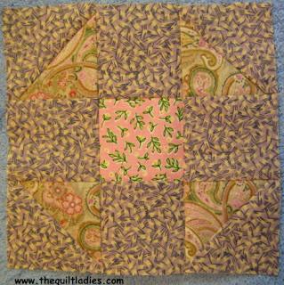 Fifty-Two Weeks of Quilt Pattern Blocks, Week 23
