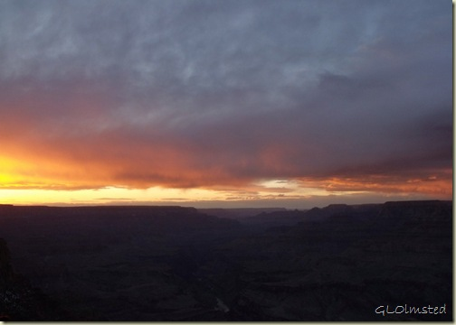 06 Sunset over canyon from Lippan Pt SR GRCA NP AZ 2of2 (1024x731)
