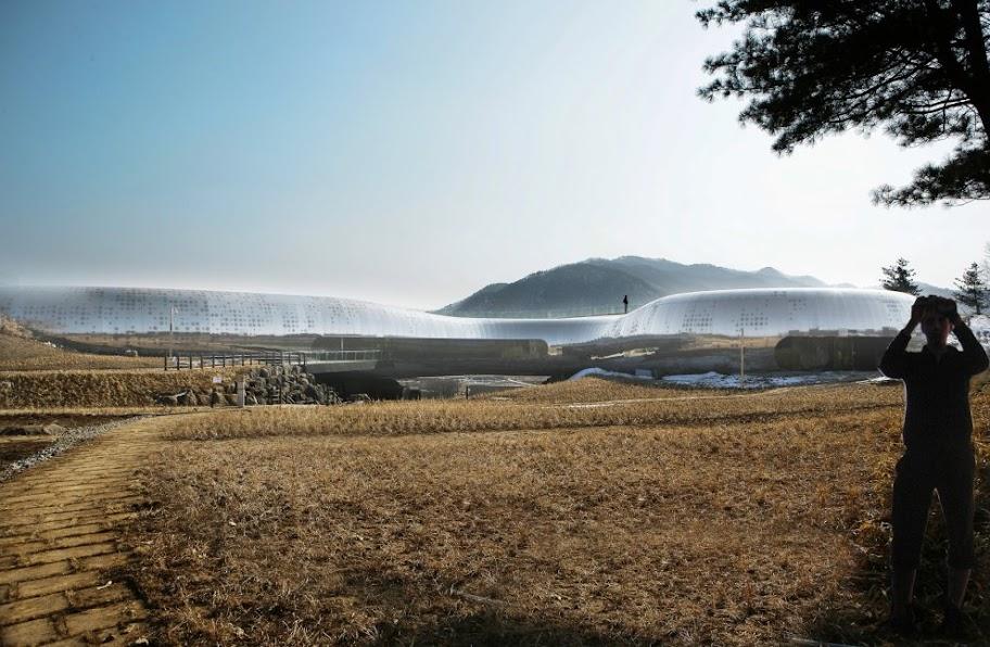 Jeongok Prehistory Museum project