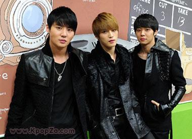 JYJ เตรียมจัดคอนเสิร์ตในไทย 2-3 เมษายนนี้
