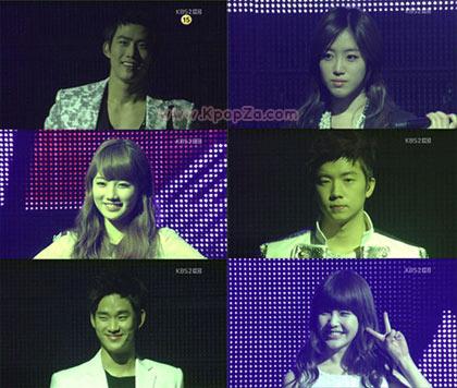"""สถานี KBS ออกอากาศคอนเสิร์ตพิเศษ """"Dream High"""""""