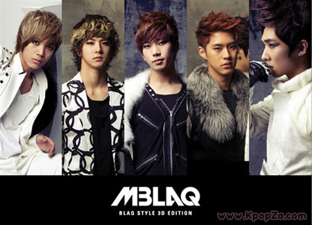 "MBLAQ เผยอัลบั้มรีแพ็คเกจ ""BLAQ Style – 3D Edition"" ออกมาแล้ว"