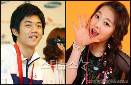 นักแบดทีมชาติ Lee Yong Dae และ Sulli วง f(x) จะมาปรากฎตัวใน We Got Married