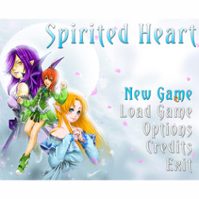 PC Game Spirited Heart [portable]