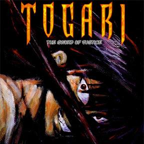 Manga Scan Togari [eng]