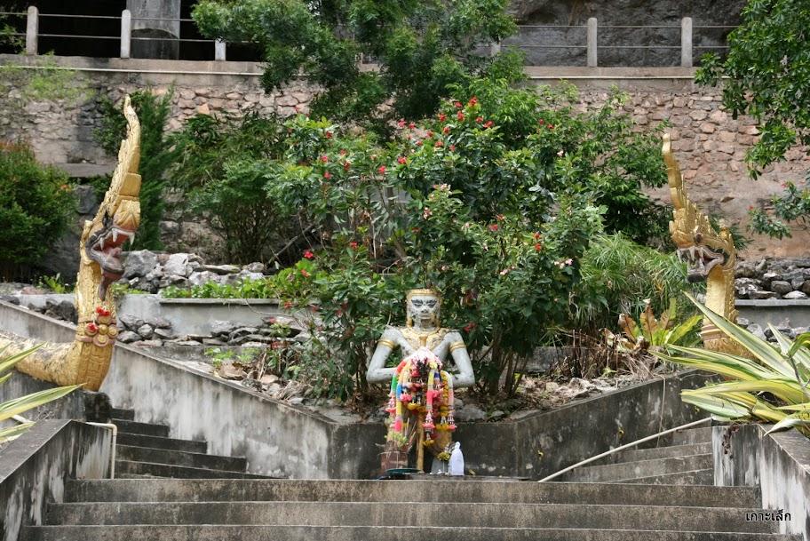 Wat Tham Khao Phlu チュンポン