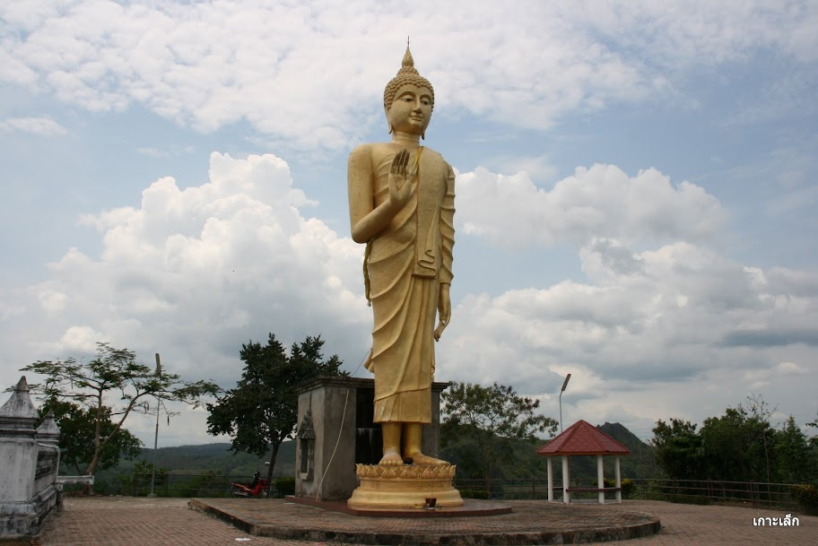 Wat Khao Chedi-Phra Yai チュンポン