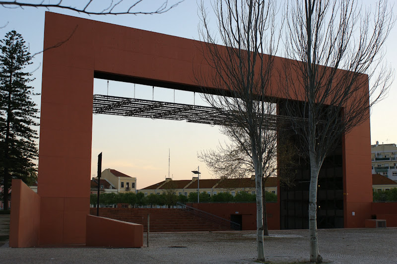 Auditório na Praça José Afonso, Setúbal