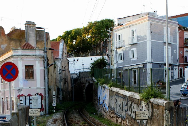 Linha do Comboio, Setúbal
