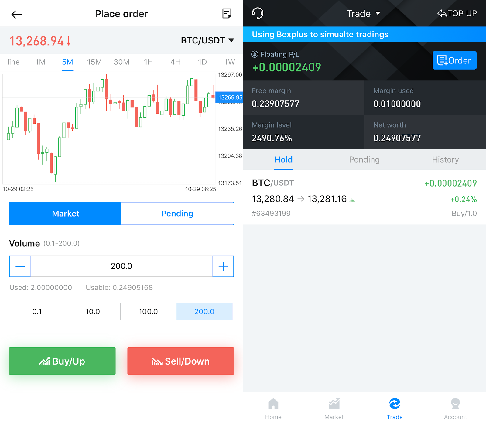 How Bexplus Apps Make Trading Crypto Futures Easier 3