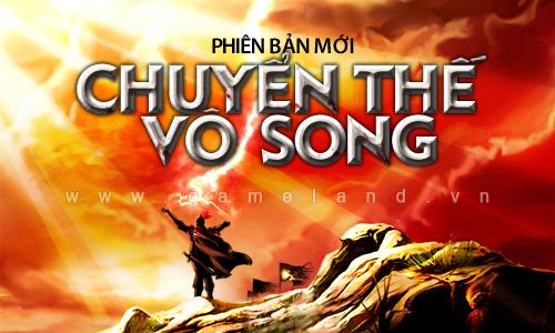 Xứ sở Game Online tặng 200 Vô Song Lệnh Chinh Đồ 1