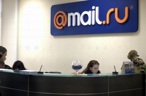 """""""Đột nhập"""" trụ sở công ty game hàng đầu tại Nga 1"""