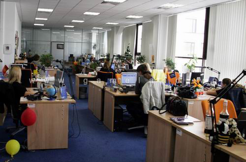 """""""Đột nhập"""" trụ sở công ty game hàng đầu tại Nga 11"""