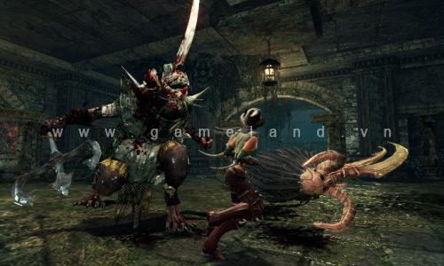 Vindictus: Đại chiến cá sấu khổng lồ Thor 7