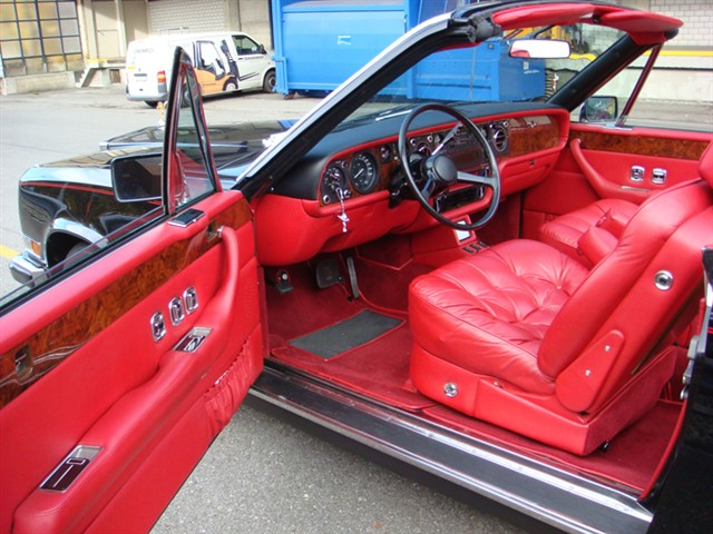 1984 Rolls Royce Camargue Convertible by Carrozzeria Touring