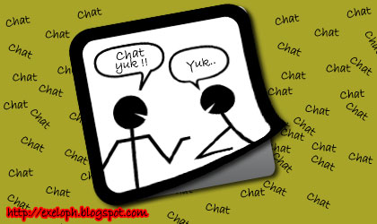 Chat room di blog