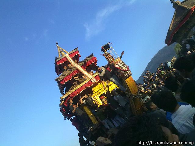 Bhairav Nath Chariot