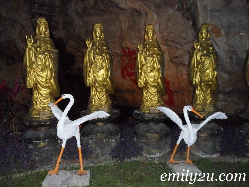 Kwan Yin cave temple